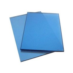 3.5 MM, 4 MM, 5 MM, 6 MM Reflectasol Saint Gobain Reflective Sapphire Blue Glass