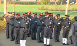 Trained Security Services