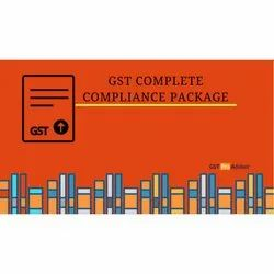 Consulting Firm Chartered Accountant GST Compliance Service