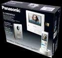 Vl-sw251Sx Panasonic Wireless Video Intercom System