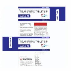 Telmisratan 40 mg Tablets