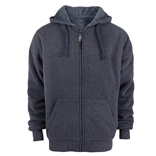 797e025be Mens Fleece Zip Jacket