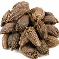 Whole Natural Omjee Badi Elaichi (Black Cardamom), Packaging Size: 1 kg
