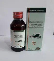 Dextromethorphan hbr10mg, Phenylephrine hcl 5mg, Cpm 2mg SUGAR FREE)