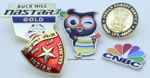 10498268483c Lapel Pin - Collar Badge Manufacturer from New Delhi
