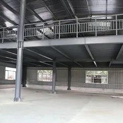 Steel Prefab Prefabricated Warehouse Shed