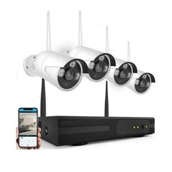 Analog Camera CCTV Wireless IP System