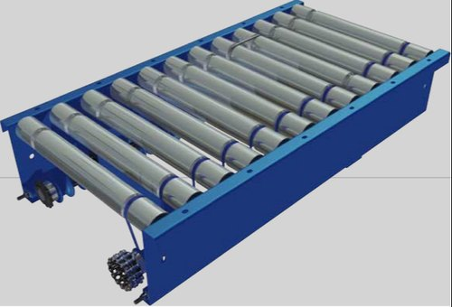Sowbi Steel Belt Driven Roller Conveyors, Rs 50000 /set Sowbi Automation  Solutions | ID: 22223979297
