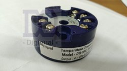 Head Mountable Temperature Transmitter