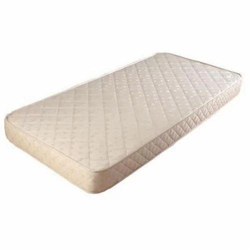 White Dunlop Bed Mattress 6 Inches 8