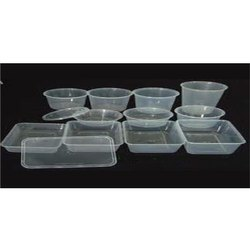 600 Ml Confectionery Plastic Boxes