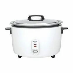 Panasonic Commercial Electric Rice Cooker, 1550 W, Capacity(litre): 3-4.5 Kg