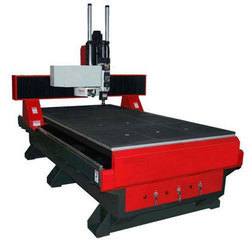 Fully Automatic CNC Wood Working Machine