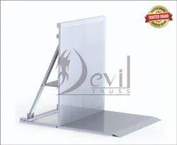 Aluminium Crowd Barriers