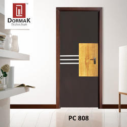 PC-808 Waterproof Decorative Wooden Door