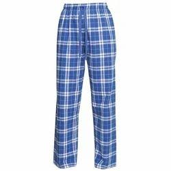 Checked Men's Pajama
