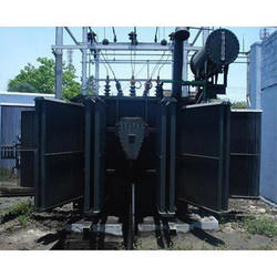 Transformer Erection Service, in On Site