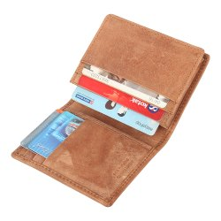 Leather Visiting Credit Card Case