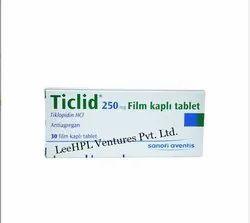 Ticlopidine Tablet