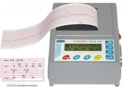 ECG 1 Ch Machine With Calculation, for Resting & Diagnostic, Digital