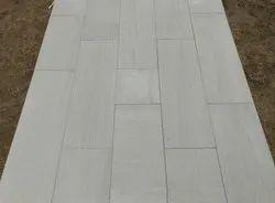 Stone Land Gray Kandla Grey Sandblasted Sandstone, for Hardscaping, Cut-to-Size