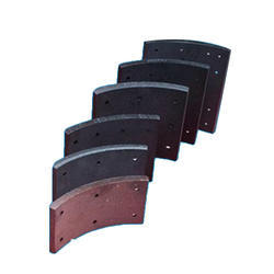 Automobile Fabricated Brake Liner