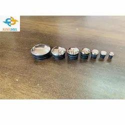 SS Railing PVC Cap