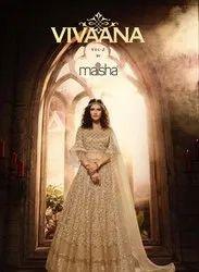 Maisha Vivanta Vol-2 Designer Lehenga Choli Catalog Collection at Textile Mall