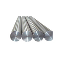 Stainless Steel Round Bar, Length: 1 & 6 Meter
