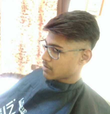 Boys Modern Hair Cutting Service and Hair Cutting Service