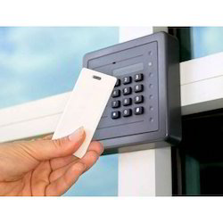 Electronic Card Access Control System