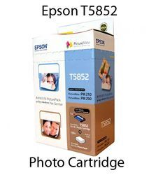 Epson Photo Cartridge T-5852