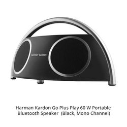 Black Harman Kardon Go Plus Play 60 W Portable Bluetooth Speaker