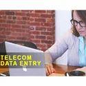 Telecom Data Entry Process