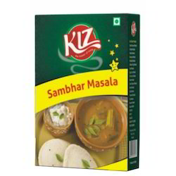 kiz Sambhar Masala 15 gms., Packaging Size: 15g