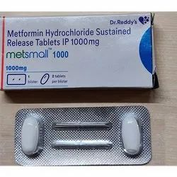 Metformin Hydrochloride Sustained Release Tablets IP