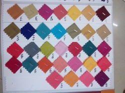 Taffeta Silk Dyed Fabric