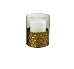 Candle Stand with Hurricane