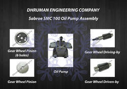 Sabroe SMC 100 Oil Pump Assembly
