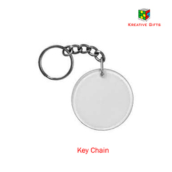Acrylic Customized Key Chain