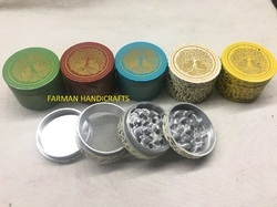 Colored Herb Grinder
