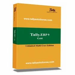 Online Multi-user Tally ERP 9 Gold Accounting Software For Windows