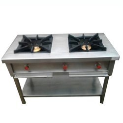 Two Burner Continental Cooking Range