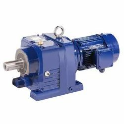 Foot And Flange AC Geared Motors, For Conveyors, Voltage: 415