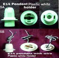 E14 Pendant Holder Plastic 5A,5B