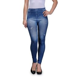 Ladies Stylish Denim Jeans, Packaging Type: Packet
