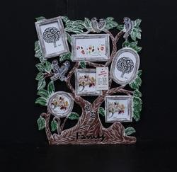 Multicolor Wooden Photo Frame, Size: 20 x 24 inch