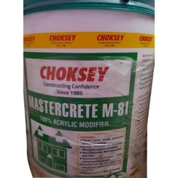 Waterproofing Coating Choksey Mastercrete M 81, Packaging Size: 50 Ltr, Grade Standard: Analytical Grade