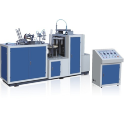 Electric Plastic Cup Making Machine