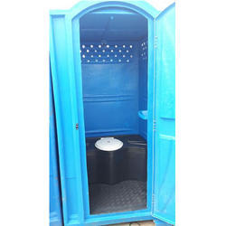 FRP Mobile Portable Toilet